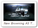 New Browning A5 Teaser -- Come Hell Or High Water
