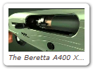 "The Beretta A400 Xplor ""Blink"" system"